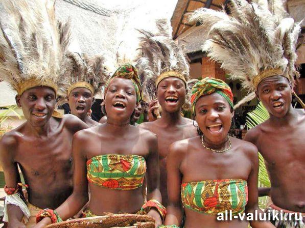 Секс мире по африке